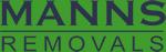 Manns Removals Logo