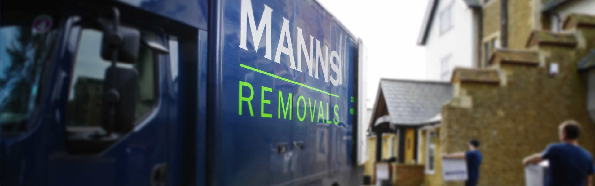 House Removals in Surrey, Sussex and Hampshire